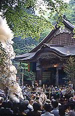 三川権現大祭