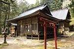 赤淵神社の鮑伝承